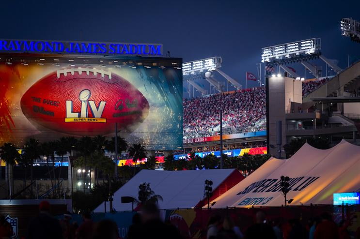 Just like on the field, coordination was key to winning Super Bowl ads