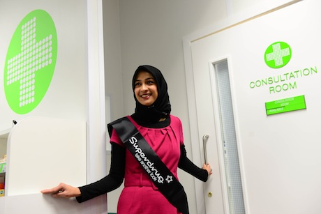 Superdrug: seeing growth in health offering