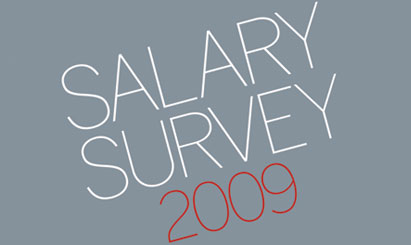 Salary Survey 2009: Adjusting to a new reality