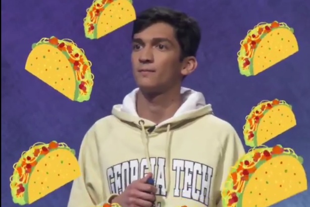 Taco Bell offers $500 gift card to superfan Jeopardy! contestant