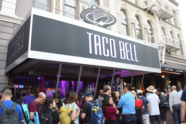 How Taco Bell used a 25-year-old movie reference to enthrall fans at San Diego Comic-Con