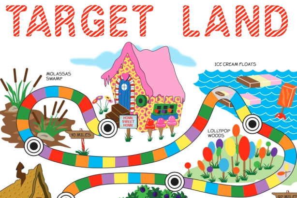 Hasbro caught in crossfire of NRA's Candy Land campaign