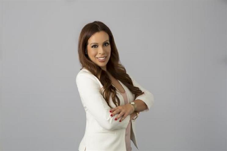 Esther-Mireya Tejeda SVP, head of corporate communications and PR for Entercom