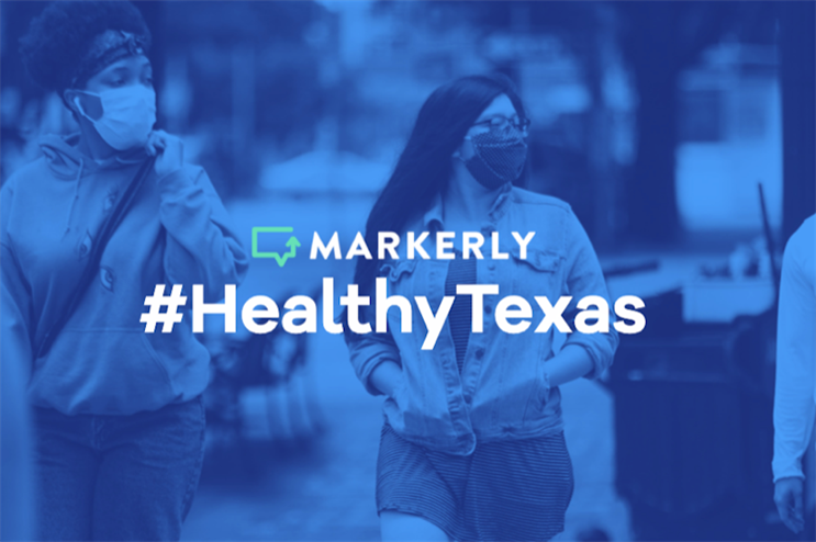 What happened when an influencer-led COVID-19 safety campaign in Texas ran into challenges
