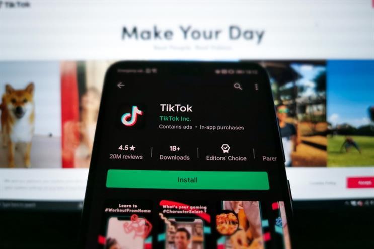 TikTok calls for social-media coalition to address spread of harmful content