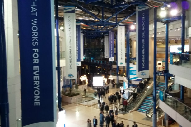 Agencies arrive in Birmingham 'mob-handed' for Conservative Party Conference