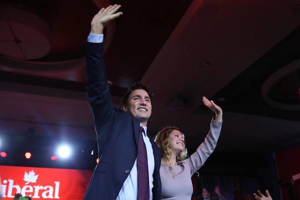 Incoming Canadian Prime Minister Justin Trudeau. (Image via Facebook).