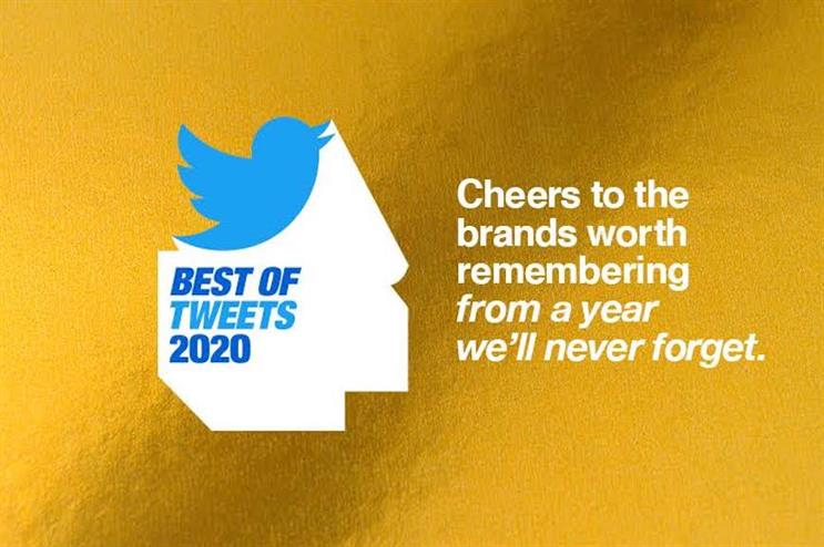 #BestofTweets 2020: Twitter picks 10 brands worth remembering from a year we'll never forget