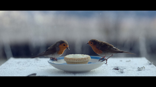 Waitrose festive offering takes flight in Home For Christmas campaign