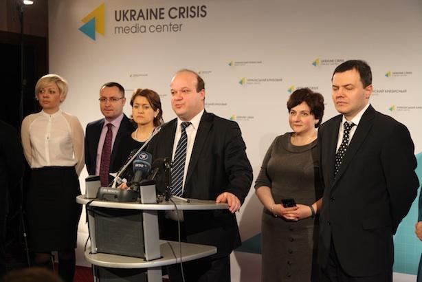 Inside the fledgling Ukraine Crisis Media Center