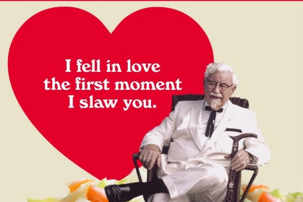 14 brands get mushy on Valentine's Day
