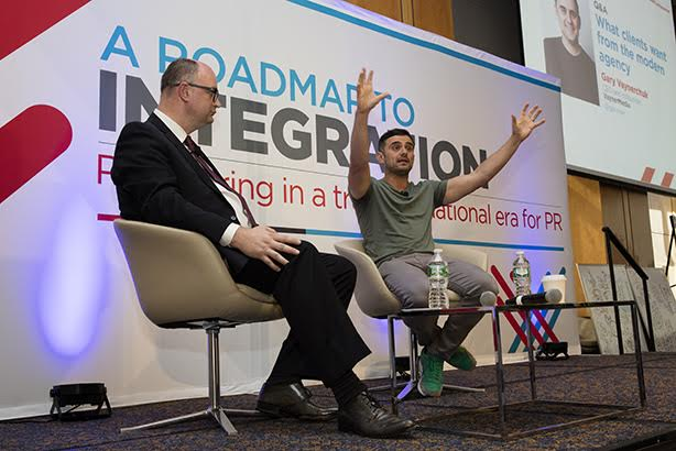 Vaynerchuk: 'We have to reinvent what advertising means'