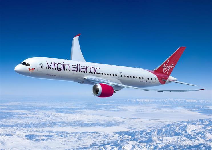 Virgin Atlantic hires Weber Shandwick for consumer PR brief