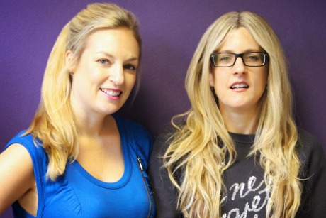 Virgo Health: Promoted Natasha Weeks (left) and Rebecca Rhodes (right)