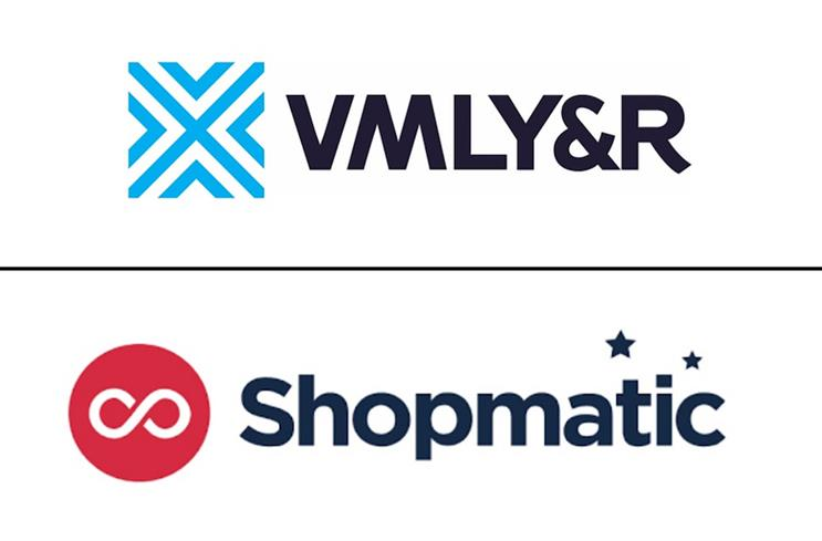 VMLY&R and Shopmatic to co-create commerce solution for WPP clients