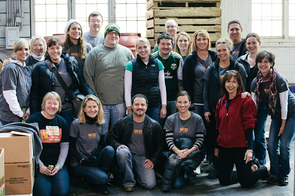 Waggener Edstrom gives back locally with Hometown Hope campaign