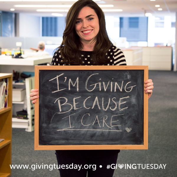 Weber Shandwick pitches in for #GivingTuesday