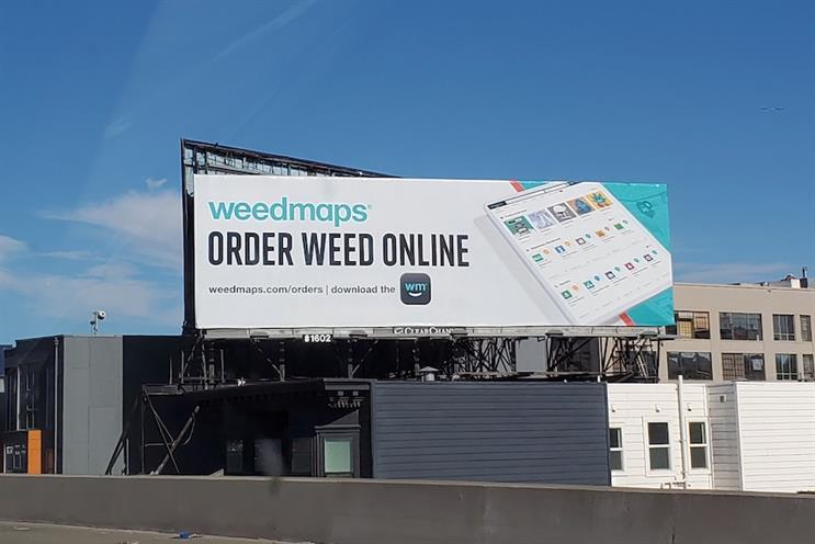 Berk Communications named Weedmaps US AOR