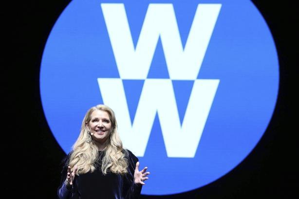 Weight Watchers CEO Mindy Grossman