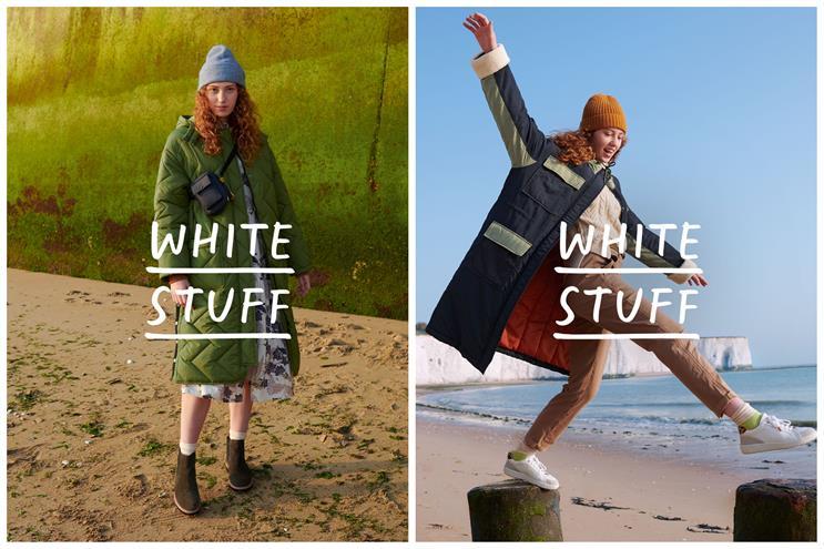 White Stuff hires PR agency