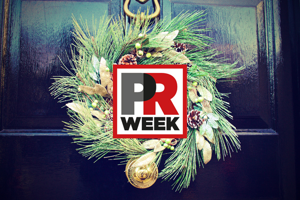 The PR Week 12.16.2015: The year in review; the year ahead
