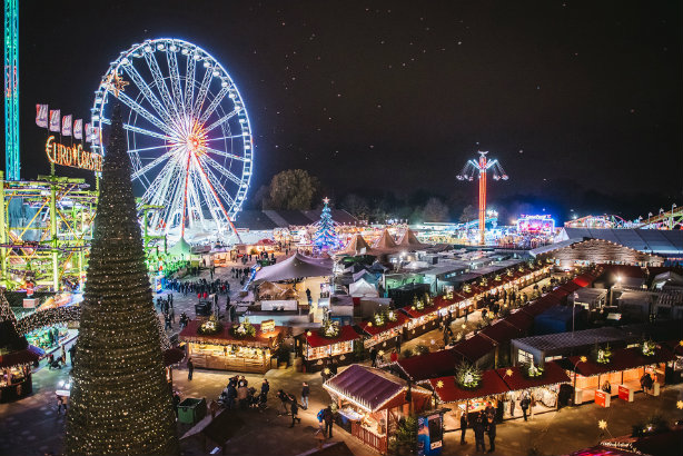 The 2017 Winter Wonderland event