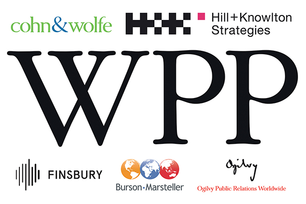 WPP PR & public affairs revenue dips in Q4 as firm calls 2017 'not a pretty year'