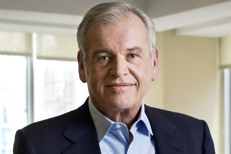 Omnicom CEO John Wren