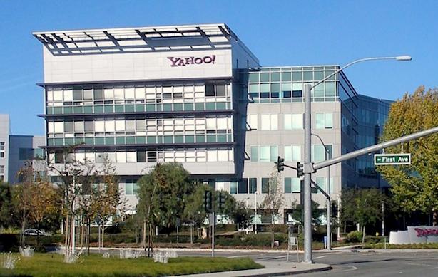 Yahoo HQ (Image via Wikimedia Commons).