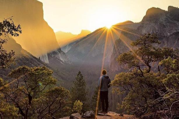 Put it on Instagram? Yosemite National Park in California
