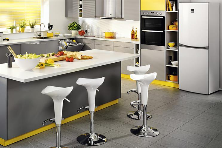 Zanussi is one of the brands in Launch's remit