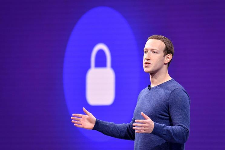 Mark Zuckerberg has vowed to make privacy protection Facebook's top priority.