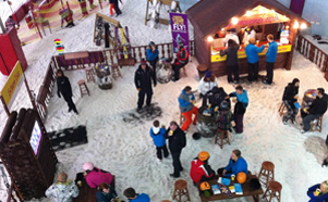 Monarch takes its ski boot to centres in the UK