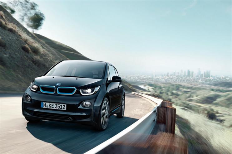 BMWi: showcasing sustainable mobility with Selfridges