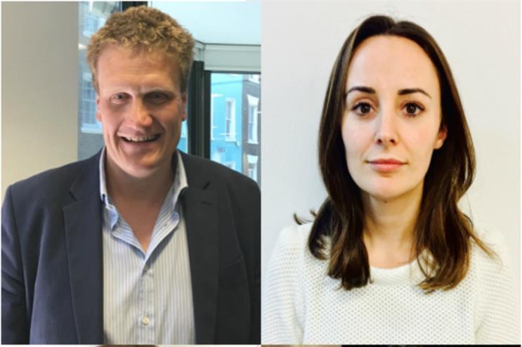 Ben Goss and Megan Hess: joining Hearst Live