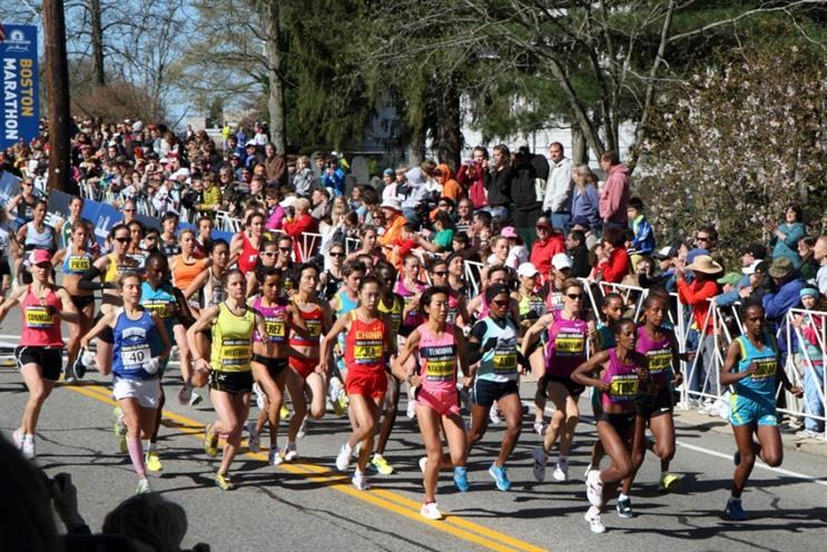 Runner's World to stage pop-up for Boston Marathon