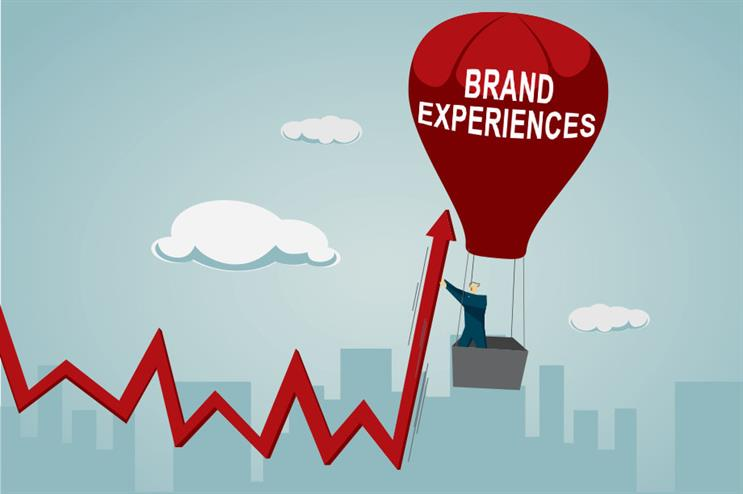 brand experience report 2017 the age of integration
