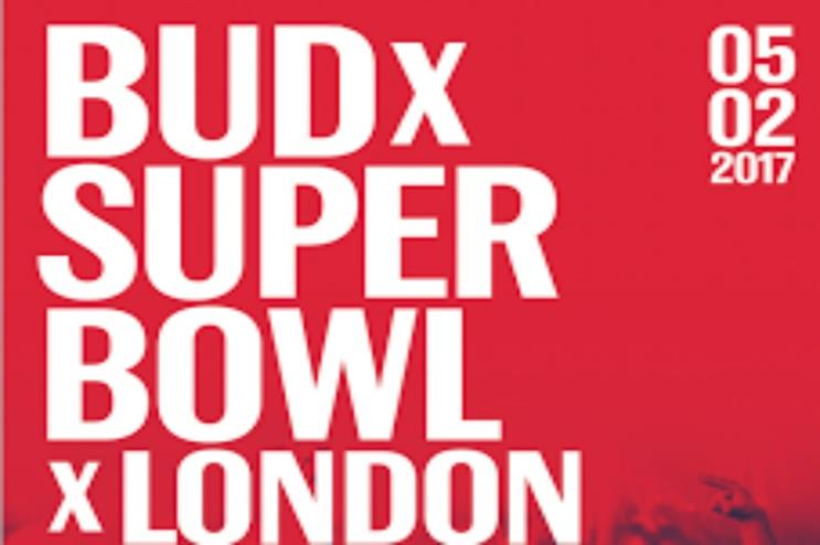 Budweiser: celebrating Super Bowl