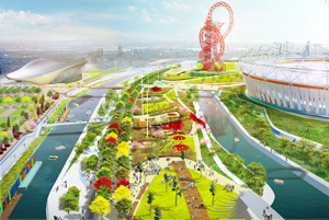 Plans Underway For New Events Space In Queen Elizabeth Olympic Park