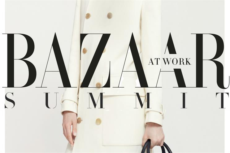 Harper's Bazaar to launch Bazaar at Work summit