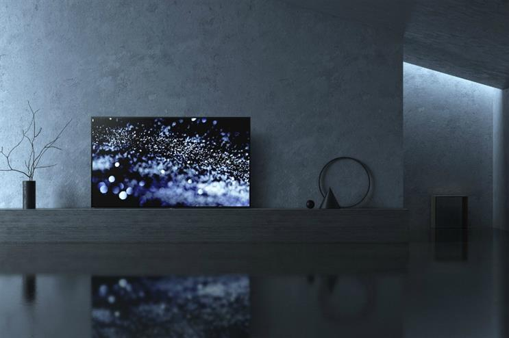 Sony Electronics: immersive exhibition celebrates Bravia OLED series
