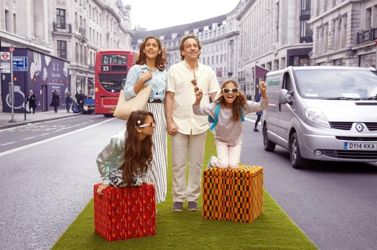 Regent Street will be closed to traffic during the festival