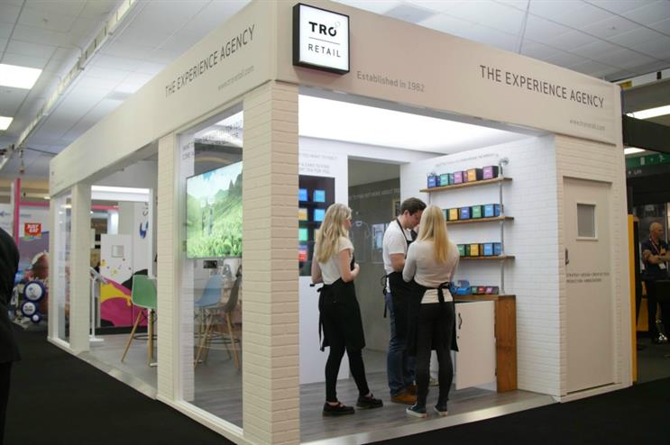stages TRO Boutique at Retail Design Expo