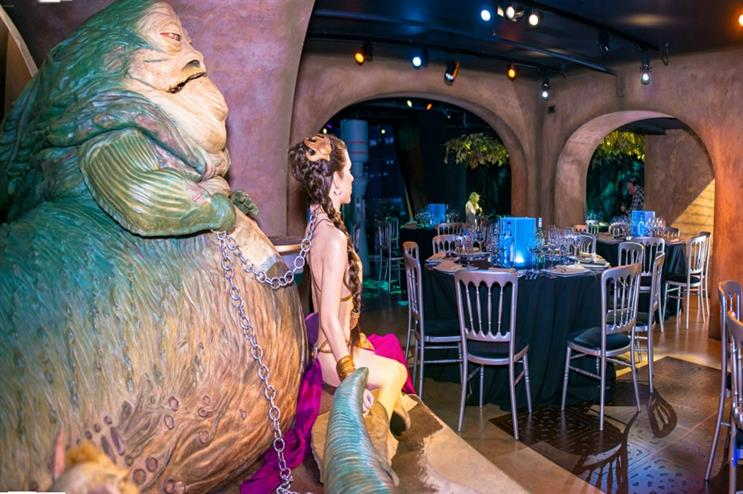 Movies at Madame Tussauds: new opening