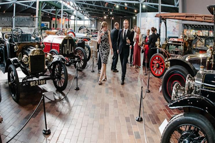 Four Automotiveinspired Venues With Event Space - Cars for events