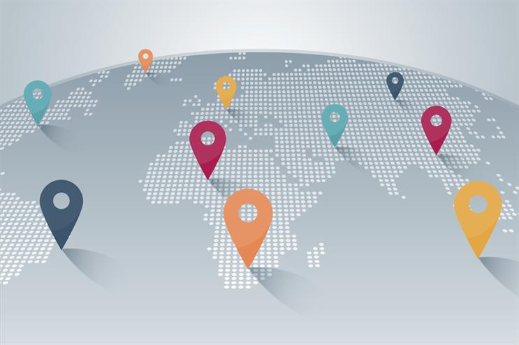 Brand Experience Report 2017: Overseas expansion (iStock)