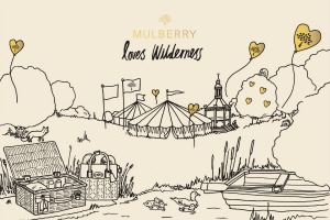 The activation will take place at Oxfordshire's Wilderness festival