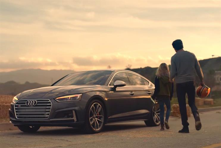 Audi Is Debating Angry Critics Of Its Equal Pay Super Bowl