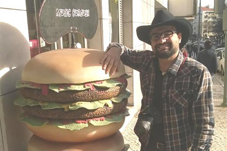 Brand Superfan of the Week: McDonald's Serge Zaka