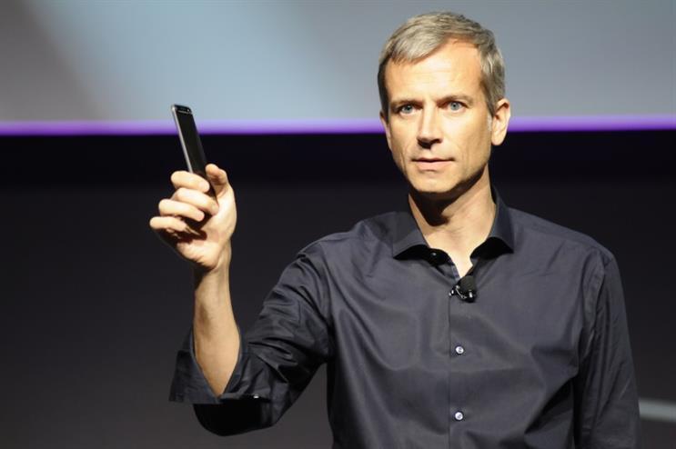 Why Motorola CMO Jan Huckfeldt is leaning heavily on TV